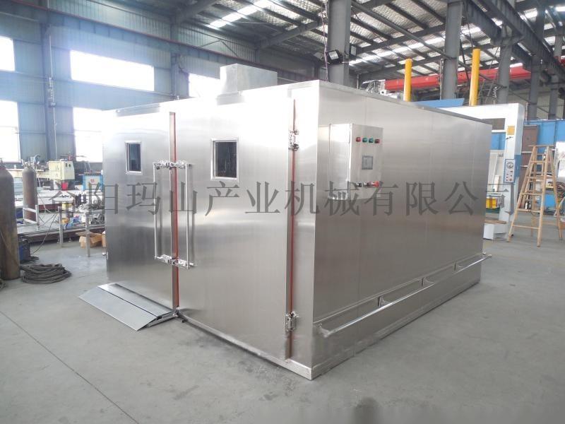大型食品烤房  淡水魚  板鴨RH-DW-04T