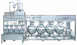 环保节能全自动豆浆豆腐机