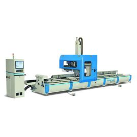 工业铝型材加工设备铝型材数控加工中心钻铣床