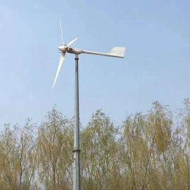 山东宁津晟成500瓦风力发电机三相交流永磁风力发电机