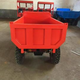 时风农用柴油三轮车 建筑三轮车价格 柴油自卸式翻斗车厂家