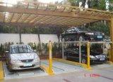 安徽凱旋簡易升降式立體車庫