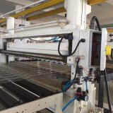 金韋爾PC PP PVC波浪板擠出生產線 PP波浪板材線