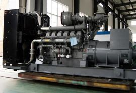 1200KW帕金斯柴油发电机组