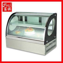 【广州富祺】CT-900台式蛋糕展示柜