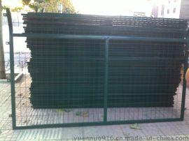 9000套江西铁路防护栅栏|江西赣州铁路防护栅栏供货|供货江西30公里铁路防护栅栏
