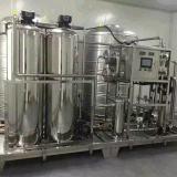 上海护理液用纯水设备,护肤品生产用纯化水设备