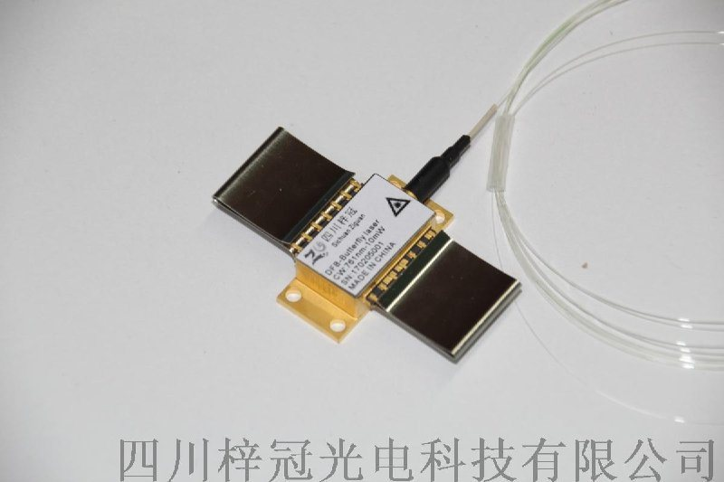 上海供应梓冠761nm蝶形激光器