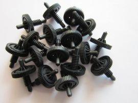 厂家直销塑胶齿轮 蜗杆齿轮