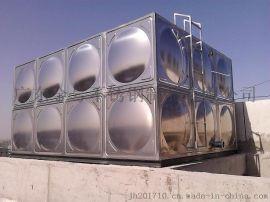 德州水箱供应组装式不锈钢水箱304 不锈钢拼接生活水箱国标304