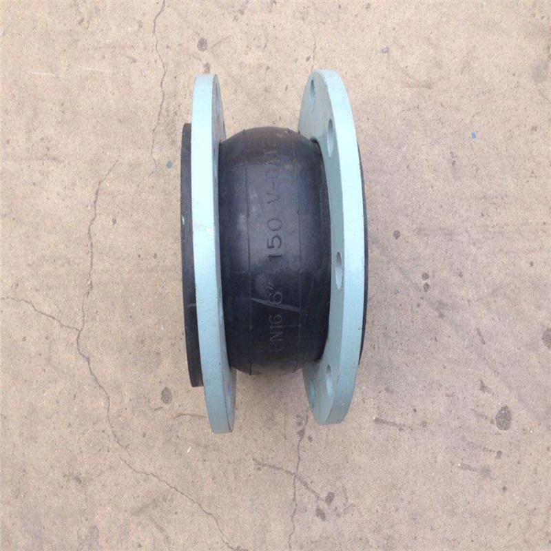 厂家直销 翻边软接头 橡胶软连接 安装灵活