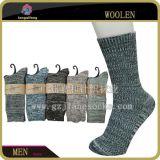 復古花紗保暖羊毛襪 廣州羊毛織造廠家