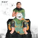 人祖爷佛像厂家 伏羲大帝神像|女娲娘娘塑像厂|