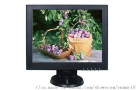 12寸显示器 工业显示器
