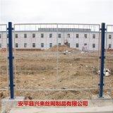 惠州護欄網 壓彎護欄網 鐵絲網的編法