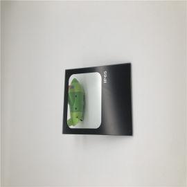 玻璃厂家供应3mm黑色丝印灯具玻璃,玻璃透光板