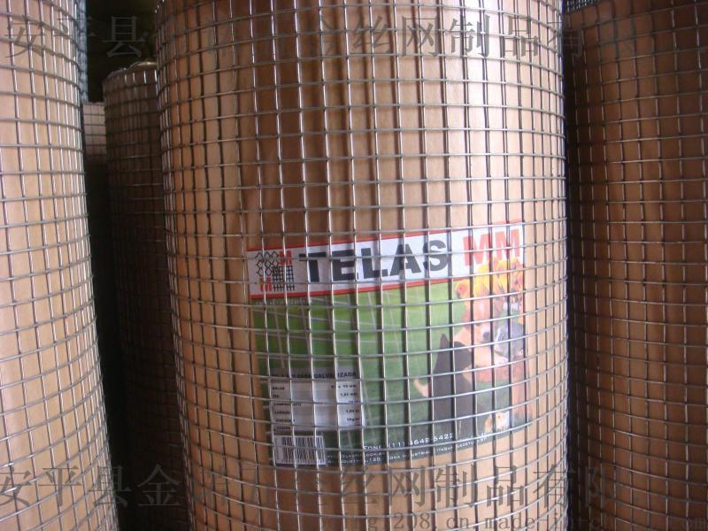 源头厂家建筑养殖防护型电焊网PVC电焊网品质保证