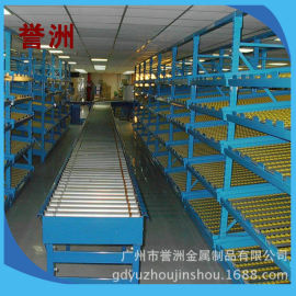 誉洲不锈钢货架厂家浅析仓库货架阁楼平台的特点和用途