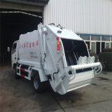 东风福瑞卡6方后装压缩垃圾车生产厂家