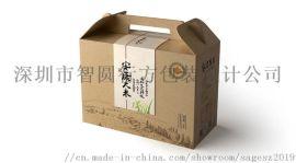 土特产包装设计 特色食品包装设计  食品包装袋设计