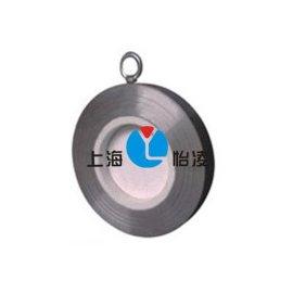 上海怡凌-H74TC-16C 旋启式陶瓷止回阀