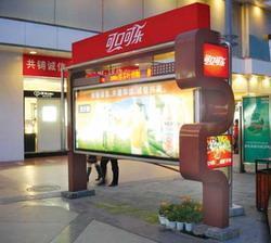 户外广告灯箱 超薄拉布灯箱 扩大产品影响力