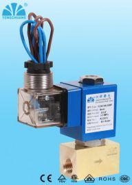 YCH41先导活塞式 高压喷雾加湿电磁阀 吹瓶机高压电磁阀