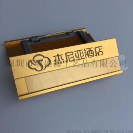 厂家直销铝合金工号牌(A006)