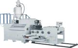单层缠绕膜树脂PP吹膜机 永邦(幸福)机械