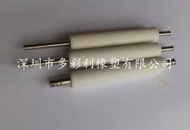 聚氨酯橡胶辊 白色 60~65A(硬度可定制)厂家胶辊定做