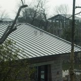 铝镁锰直立双锁边板 YX25/430型铝镁锰屋面板 立边咬合系统