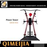 奇美嘉QMJ-X08綜合訓練器家用單人站健身器材多功能大型力量訓練器械