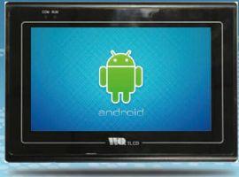 智能车载系统专用安卓嵌入式工业触摸屏, Android智能车载平板电脑