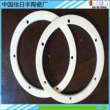 氮化鋁陶瓷片ALN陶瓷墊片 氧化鋁異型陶瓷件高導熱散熱片廠家直銷