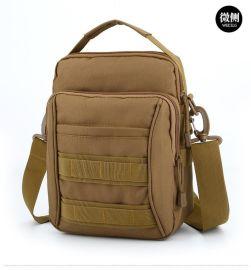定制户外军用包 迷彩包 单肩斜挎包来图打样可添加logo