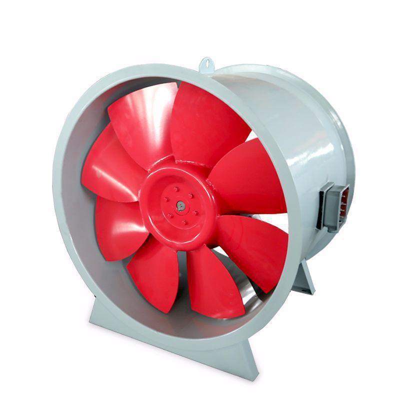 消防排烟风机 耐高温轴流风机 混流风机