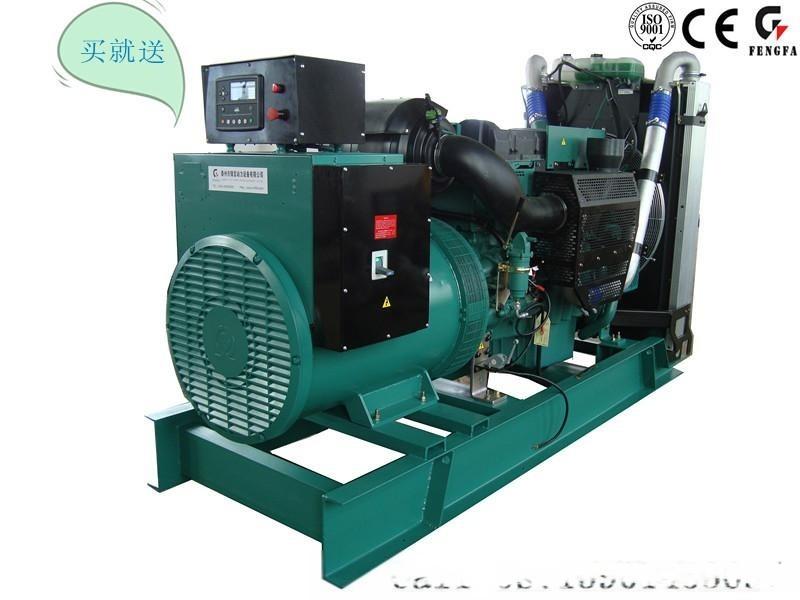 200KW 静音型柴油发电机组厂家直销