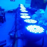 促销包邮led54颗3w全彩三合一大功率遥控帕灯台湾进口芯片舞台灯