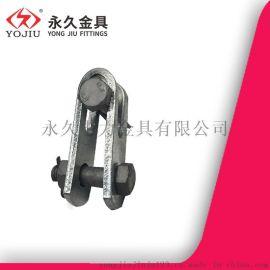 Z-10直角挂板国标热镀锌 线路铁附件