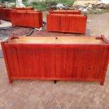 河北销售JT-585防腐木花箱、塑木花箱、实木花箱