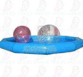 水上步行球 (008)