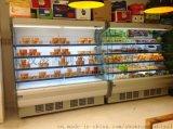 凌雪制冷水果牛奶保鲜柜立风柜冷藏柜