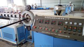 PE覆塑机保温管设备生产线