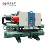 宏星热回收螺杆冷水机组,高能效冷水机组