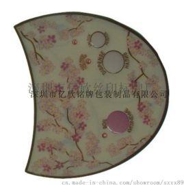 深圳丝印薄膜面板 拉丝PC窗口贴膜