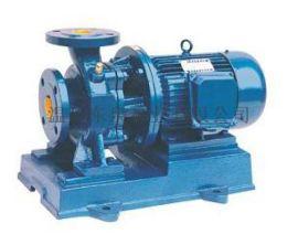 ISW卧式管道泵,管道泵厂家
