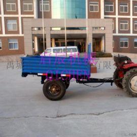 3吨后翻自卸拖车 农用拖车13184116297