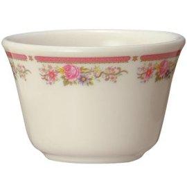 100%美耐皿--仿瓷反口茶杯 密胺/科学瓷 杯子