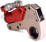 超薄型中空液压扭矩扳手XLCT系列 WREN雷恩耐用型