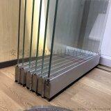 厂家供应玻璃自动折叠门